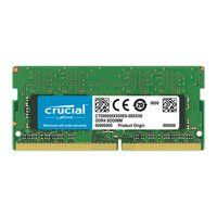 16GB (1x16GB) Crucial DDR4 SO-DIMM Laptop/SFF Memory, PC4-21300 (2666), ECC Unbuffered, CAS 19, Dual Rank, 1.2V Best Price, Cheapest Prices