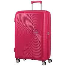American Tourister Soundbox 8 Wheel Spinner 55 - Pink