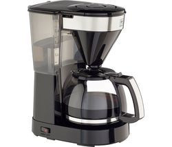 MELITTA Easy Top II Filter Coffee Machine - Black Best Price, Cheapest Prices