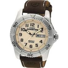 Timex Men's Expedition Brown Strap Expedition Watch
