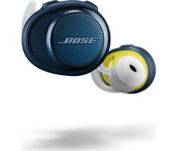 BOSE SoundSport Free Wireless Bluetooth Headphones - Midnight Blue Best Price, Cheapest Prices