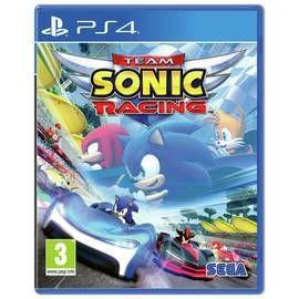 Team Sonic Racing PS4 Game Best Price, Cheapest Prices