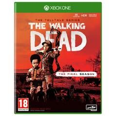 The Walking Dead Season 4 Xbox One Game Best Price, Cheapest Prices