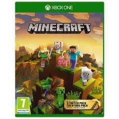 Minecraft Bedrock Master Collection Xbox One Game Best Price, Cheapest Prices