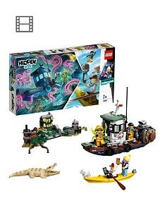 LEGO Hidden Side 70419 Wrecked Shrimp Boat with with AR games App Best Price, Cheapest Prices