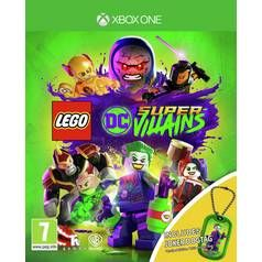 LEGO DC Supervillain Xbox One Game with Dog-Tag Best Price, Cheapest Prices