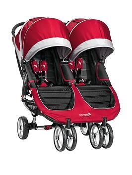 Baby Jogger City Mini Double Pushchair Best Price, Cheapest Prices