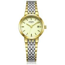 Rotary Ladies' Two Tone Quartz Bracelet Watch Best Price, Cheapest Prices