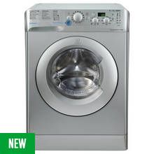 Indesit BWD71453SUK 7KG Washing Machine - Graphite Best Price, Cheapest Prices