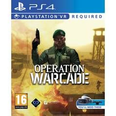 Operation Warcade PS4 PSVR Game Best Price, Cheapest Prices