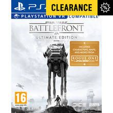 Star Wars Battlefront Ultimate Edition PS4 Best Price, Cheapest Prices