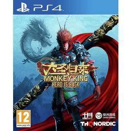 Monkey King: Hero is Back PS4 Game Best Price, Cheapest Prices