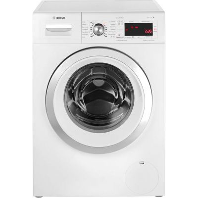 Bosch Serie 8 WAW32450GB 9Kg Washing Machine with 1600 rpm - White - A+++ Rated Best Price, Cheapest Prices