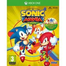 Sonic Mania Plus Xbox One Game Best Price, Cheapest Prices