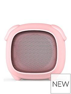 Kitsound Boogie Buddy Portable Bluetooth Kids Speaker - Pig Best Price, Cheapest Prices
