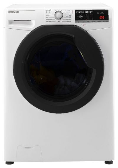 Hoover DWOAD 610HF3 10KG 1600 Spin Washing Machine - White Best Price, Cheapest Prices