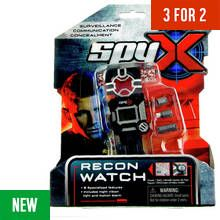 SpyX 8 in 1 Recon Spy Watch Best Price, Cheapest Prices