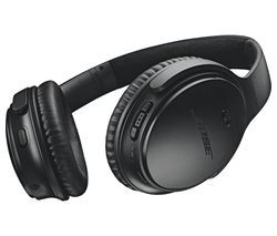 BOSE QuietComfort QC35 II Wireless Bluetooth Noise-Cancelling Headphones - Black Best Price, Cheapest Prices