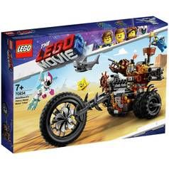 LEGO Movie 2 MetalBeard's HeavyMetal Motor Vehicle - 70834/t Best Price, Cheapest Prices