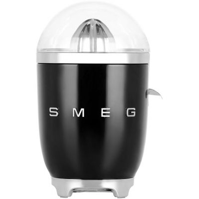 Smeg CJF01BLUK Juicer - Black Best Price, Cheapest Prices