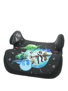 Star Wars Group 2-3Low Back Booster Seat