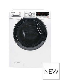 Hoover DWOA413HLC3G-80 13kg, 1400 Spin Washing Machine- Graphite/Tinted Door Best Price, Cheapest Prices