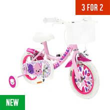 Pedal Pals 12 Inch Cuddles Kids Bike and Accessories Set Best Price, Cheapest Prices