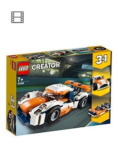 LEGO Creator 31089 Sunset Track Racer Car Best Price, Cheapest Prices