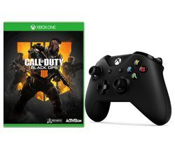 XBOX ONE Call of Duty: Black Ops 4 & Wireless Controller Bundle Best Price, Cheapest Prices