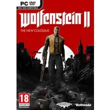 Wolfenstein II: The New Colossus PC Game Best Price, Cheapest Prices