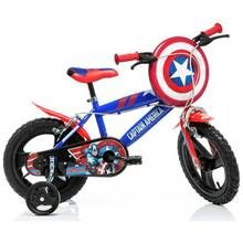 Captain America 16 Inch Kids Bike Best Price, Cheapest Prices