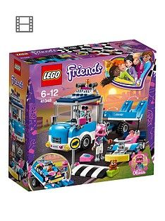 LEGO Friends 41348 Service & Care Truck Best Price, Cheapest Prices