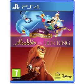 Disney's Aladdin & The Lion King PS4 Game Best Price, Cheapest Prices