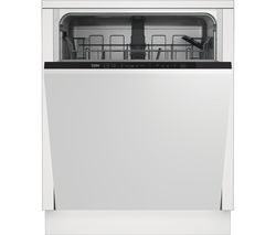 BEKO DIN15X11 Full-size Fully Integrated Dishwasher Best Price, Cheapest Prices