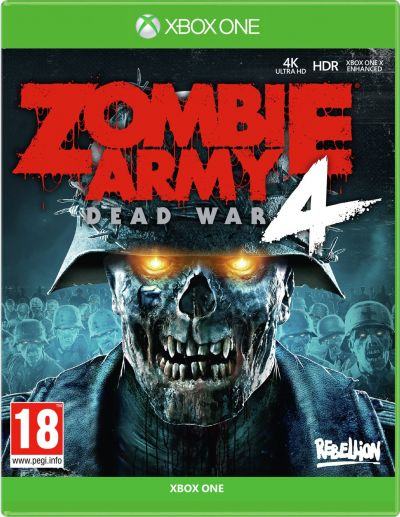 Zombie Army 4 Xbox One Pre-Order Game Best Price, Cheapest Prices