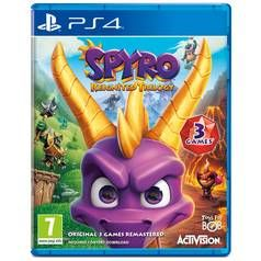 Spyro Reignited Trilogy PS4 Game Best Price, Cheapest Prices