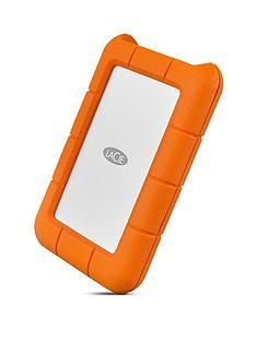 Lacie 1Tb Rugged Mini Usb-C + Usb 3.0 Portable Drive Best Price, Cheapest Prices