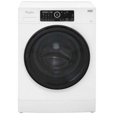 Whirlpool FSCR80433 8Kg Washing Machine with 1400 rpm - White - A+++ Rated Best Price, Cheapest Prices
