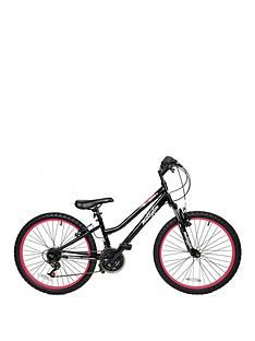 Muddyfox Sakura Hardtail Girls Mountain Bike 24 inch Wheel Best Price, Cheapest Prices