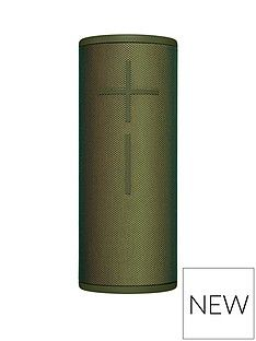 Ultimate Ears BOOM 3 Bluetooth Speaker - Forest Green Best Price, Cheapest Prices