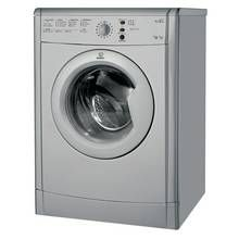 Indesit IDVL75BRS 7KG Tumble Dryer - Silver Best Price, Cheapest Prices