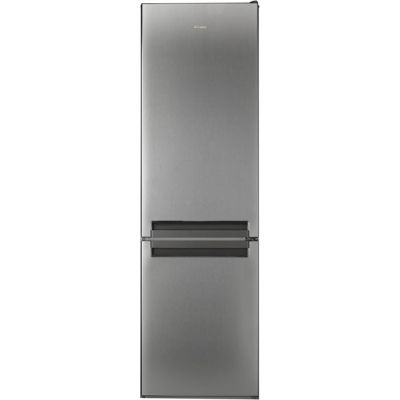 Whirlpool BSNF8151OX 70/30 Frost Free Fridge Freezer - Stainless Steel Effect - A+ Rated Best Price, Cheapest Prices