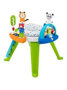 Fisher-Price 3-In-1 Activity Spin Centre Best Price, Cheapest Prices