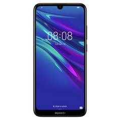 SIM Free Huawei Y6 32GB Mobile Phone - Midnight Black Best Price, Cheapest Prices
