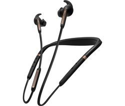 JABRA Elite 65e Wireless Bluetooth Noise-Cancelling Headphones - Copper Black Best Price, Cheapest Prices
