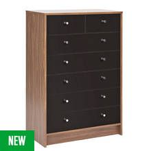 Argos Home Malibu 5+2 Drawer Chest Best Price, Cheapest Prices