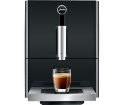 JURA A1 Bean to Cup Coffee Machine - Black Best Price, Cheapest Prices