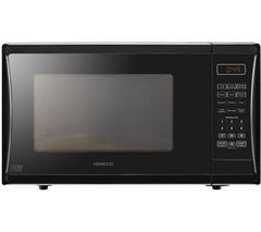 KENWOOD K25MB14 Solo Microwave - Black Best Price, Cheapest Prices