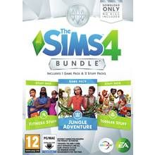 The Sims 4 Jungle Adventure Bundle Pack for PC Best Price, Cheapest Prices