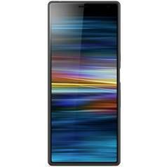Sim Free Sony Xperia 10 Plus 64GB Mobile Phone - Black Best Price, Cheapest Prices